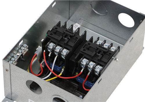 Progressive Dynamics Transfer Switch - Metal Case