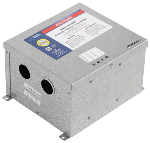 Progressive Dynamics Transfer Switch W   Surge Protector