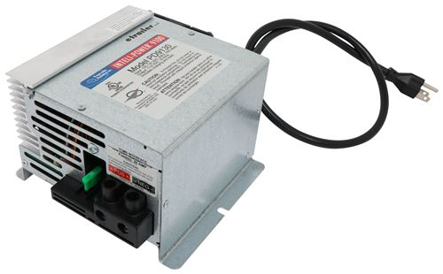 Progressive Dynamics Inteli-power Rv Converter And Battery Charger - 12v