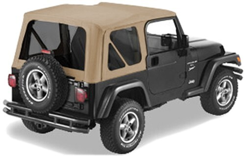 1999 jeep wrangler pavement ends replay soft top fabric for jeep clear windows doors not. Black Bedroom Furniture Sets. Home Design Ideas