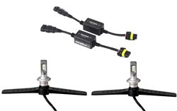 Putco 2011 Dodge Avenger Vehicle Lights