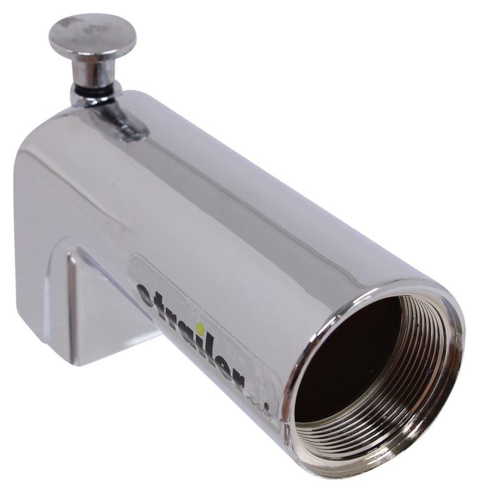 Replacement Diverter Tub Spout 3 3 8 Quot Long Chrome