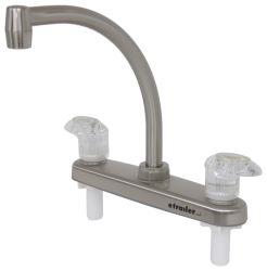 Gooseneck Faucet Kitchen Hi Rise