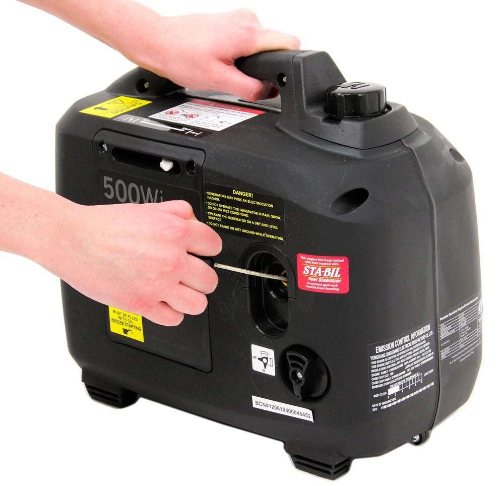 Generator: Powerhouse 500Wi 500-Watt Inverter Generator
