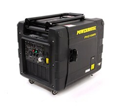 Powerhouse Professional Series PH3100Ri 3,100-Watt Inverter Generator - Portable - Gas - 120 Volts