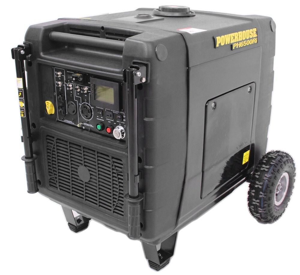 Generator: Powerhouse Professional PH6500Ri 6,500-Watt Inverter