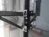 Pack'em Ladder Rack for Exterior Side Wall of Enclosed Trailer - Qty 2 Pre-Drilled Holes PK-28WL2-BM