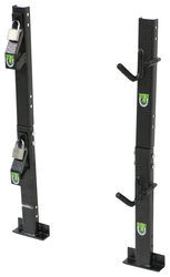 Pack'Em Trimmer Rack - Open Utility Trailers - 2 Trimmers