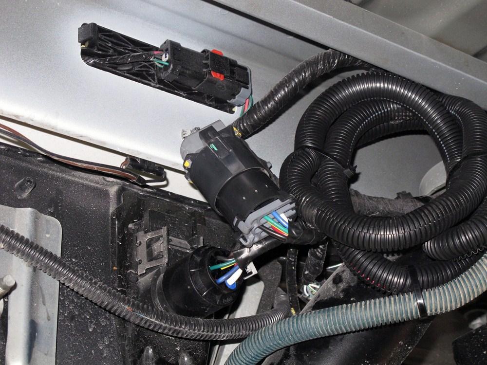 2012 Dodge Ram Pickup Custom Fit Vehicle Wiring