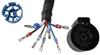 PK11893-11932 - Custom Fit Pollak Fifth Wheel and Gooseneck Wiring