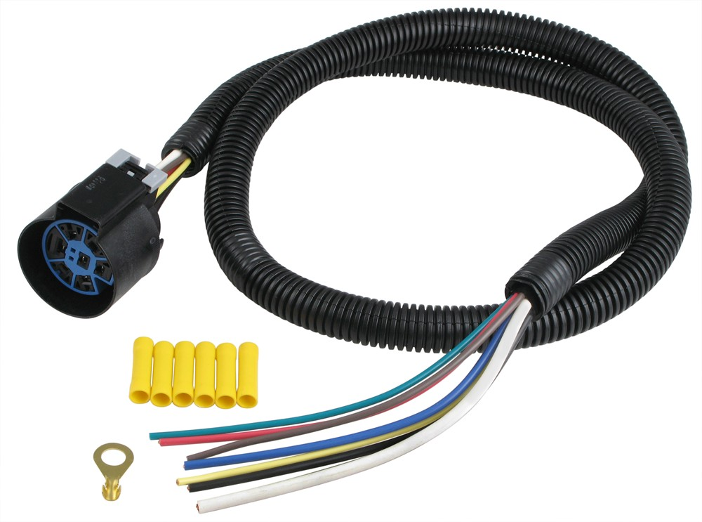 4 U0026 39  Pigtail Wiring Harness For Pollak Replacement 7