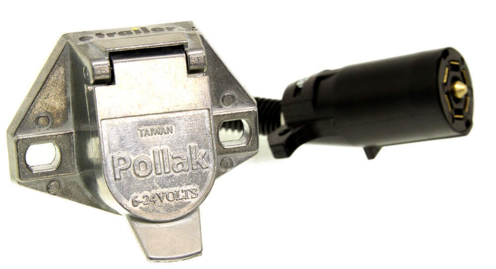 Pollak Trailer Connector Adapter