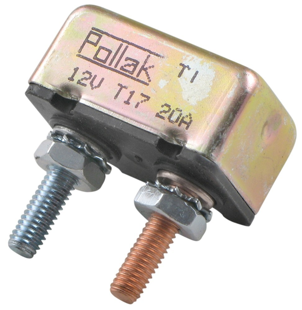 Accessories and Parts PK54-120 - Circuit Breaker - Pollak