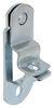 "Replacement Hasp for Polar Cam-Action Latch Kit - 2"" Wide - Zinc-Plated Steel Door Lock PLR258-101"
