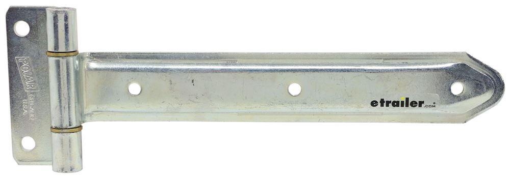Enclosed Trailer Parts PLR3412-ZP - Hinge - Polar Hardware