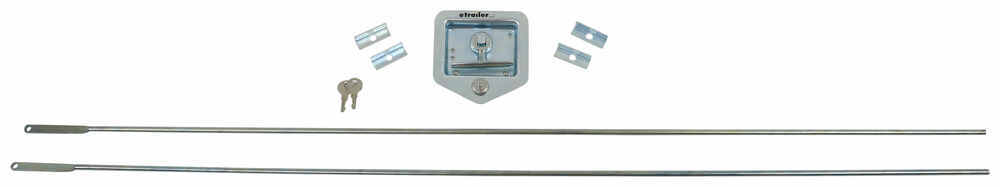 Polar Hardware Steel Enclosed Trailer Parts - PLR5710