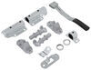 Enclosed Trailer Parts PLR658-002 - Door Lock - Polar Hardware