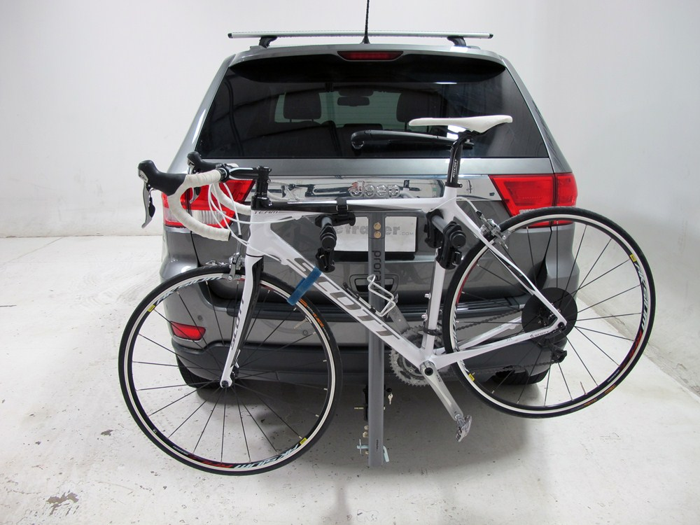 2013 jeep grand cherokee prorack 2 bike rack for 1 1 4. Black Bedroom Furniture Sets. Home Design Ideas