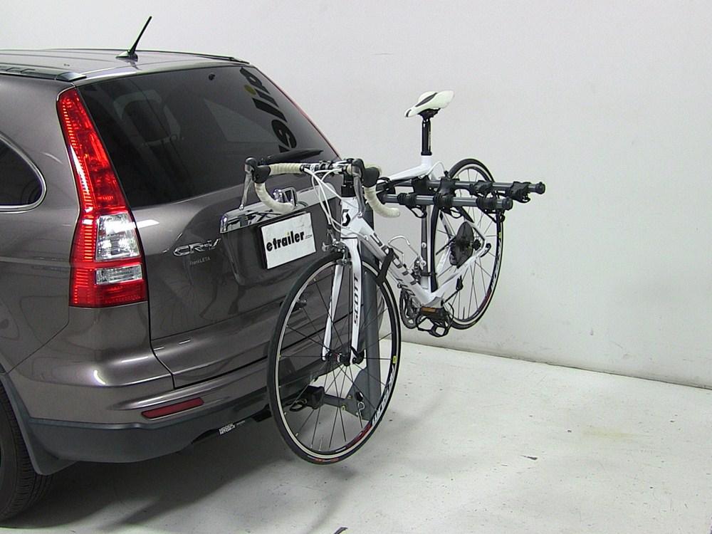 2016 Honda CR V Prorack 4 Bike Rack For 1 1 4 And 2