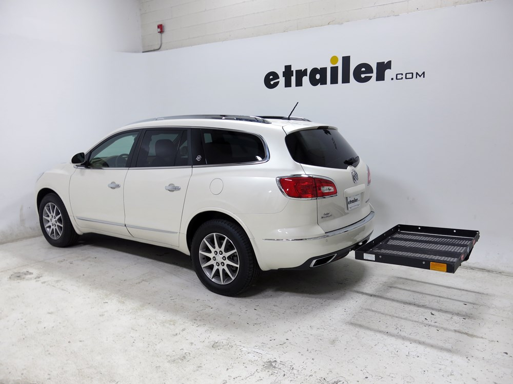 2015 buick enclave 31x47 pro series solo cargo carrier for 2 hitches steel 400 lbs. Black Bedroom Furniture Sets. Home Design Ideas
