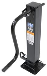 "Pro Series Square Jack - Drop Leg w/ Non-Spring Return - Sidewind - 12-1/2"" Lift - 10,000 lbs"
