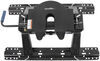 pro series fifth wheel hitch and install rails double pivot ps30128