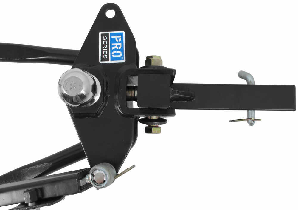 Pro Series Weight Distribution System w Friction Sway