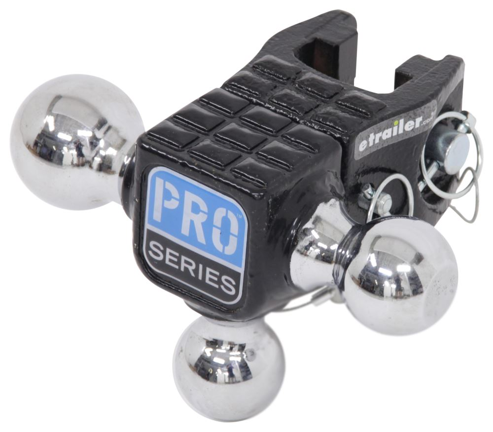 Pro Series Ball Mounts,Drop Hitch - PS63075