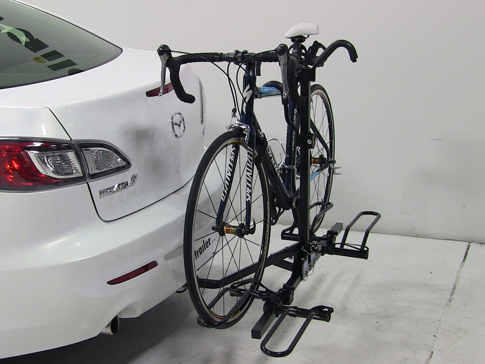 Pro Series Q Slot Platform Style 2 Bike Rack For 1 1 4