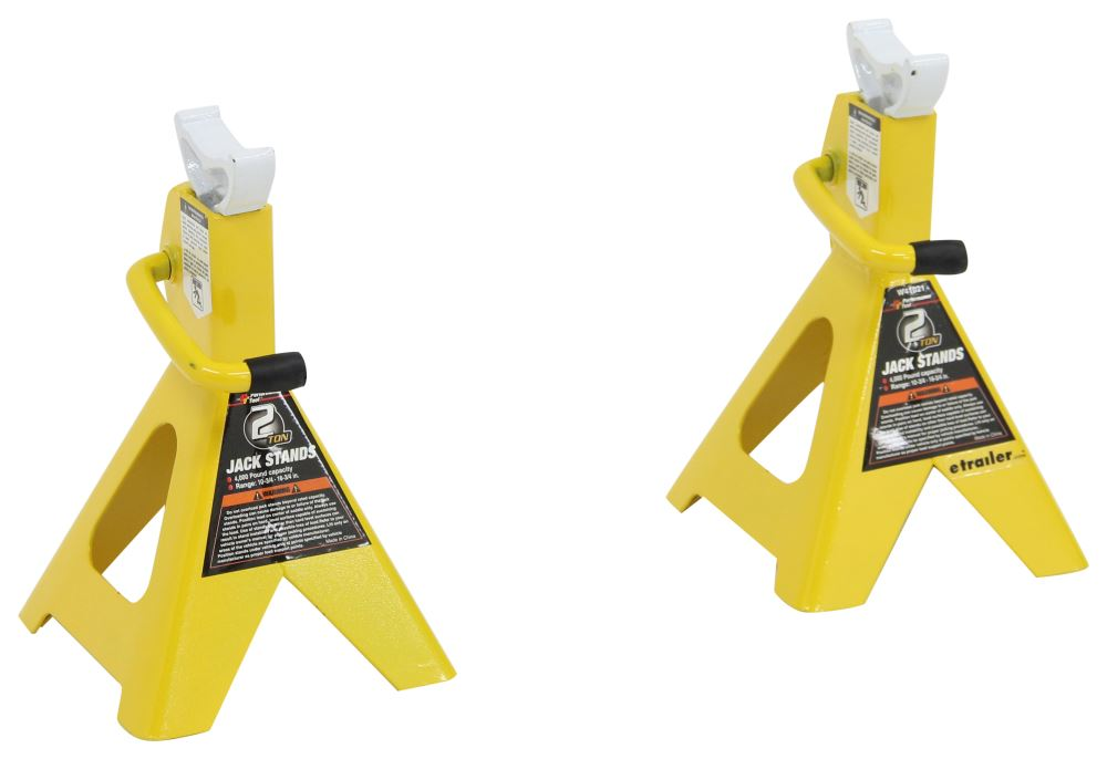 Tools PTW41021 - Jack Stands - Performance Tool