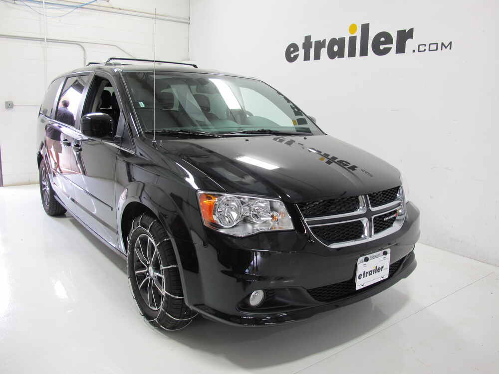 2017 dodge grand caravan tire chains glacier. Black Bedroom Furniture Sets. Home Design Ideas