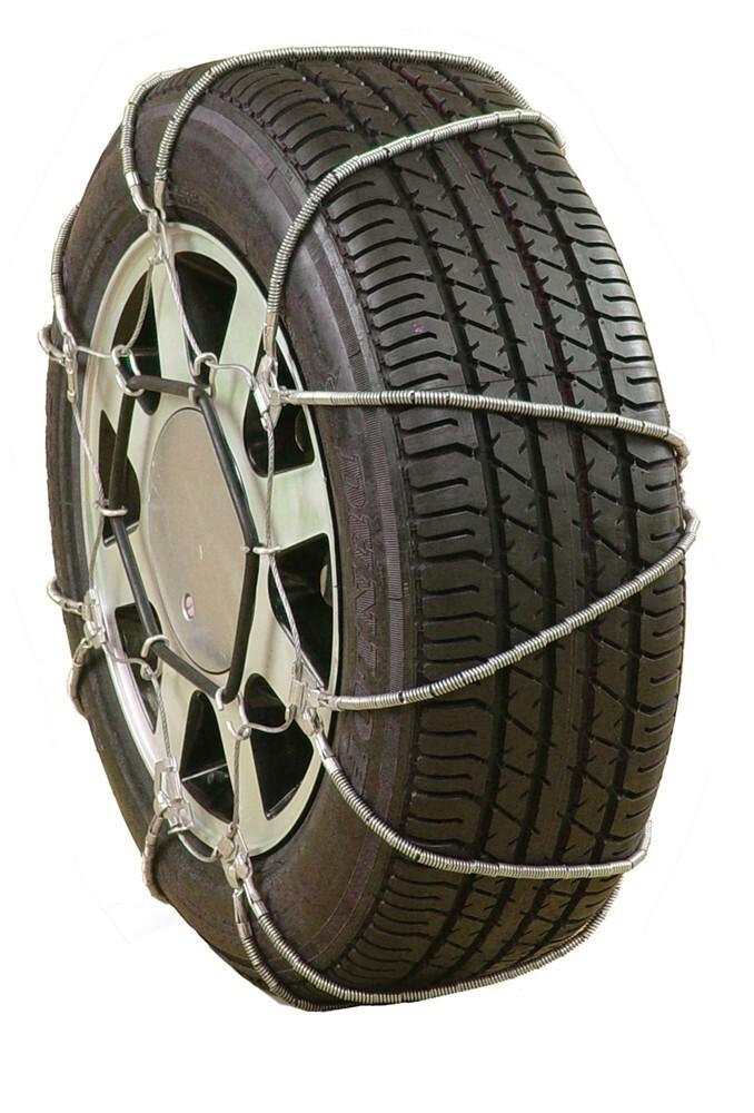 2012 jeep patriot glacier v trac cable snow tire chains 1 pair. Black Bedroom Furniture Sets. Home Design Ideas