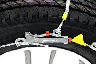 Toyota Venza Tire Chains