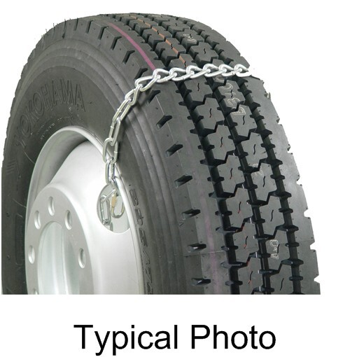 Best Snow Tires >> Glacier Emergency Twist-Link Snow Tire Chains for Heavy ...