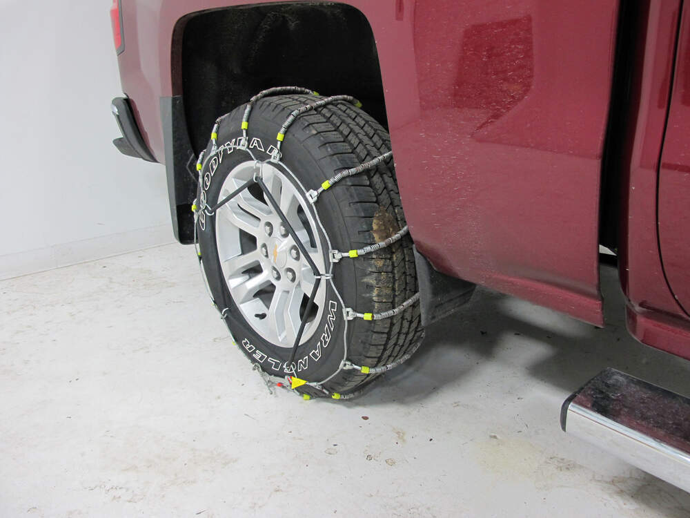 Glacier Rubber Adjusters For Light Truck Snow Chains On 16
