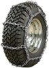 Pewag All Square Mud Service Snow Tire Chains - 1 Pair On Road or Off Road PWE2439S
