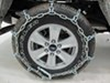 Pewag Steel Square Link Tire Chains - PWE2439S on 2016 Ford F-150