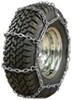 PWE2441S - Steel Square Link Pewag Tire Chains