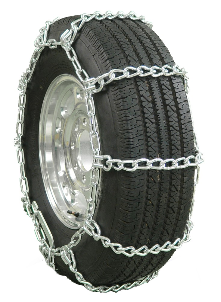 2006 Ford Escape Glacier Mud Service Snow Tire Chains 1 Pair