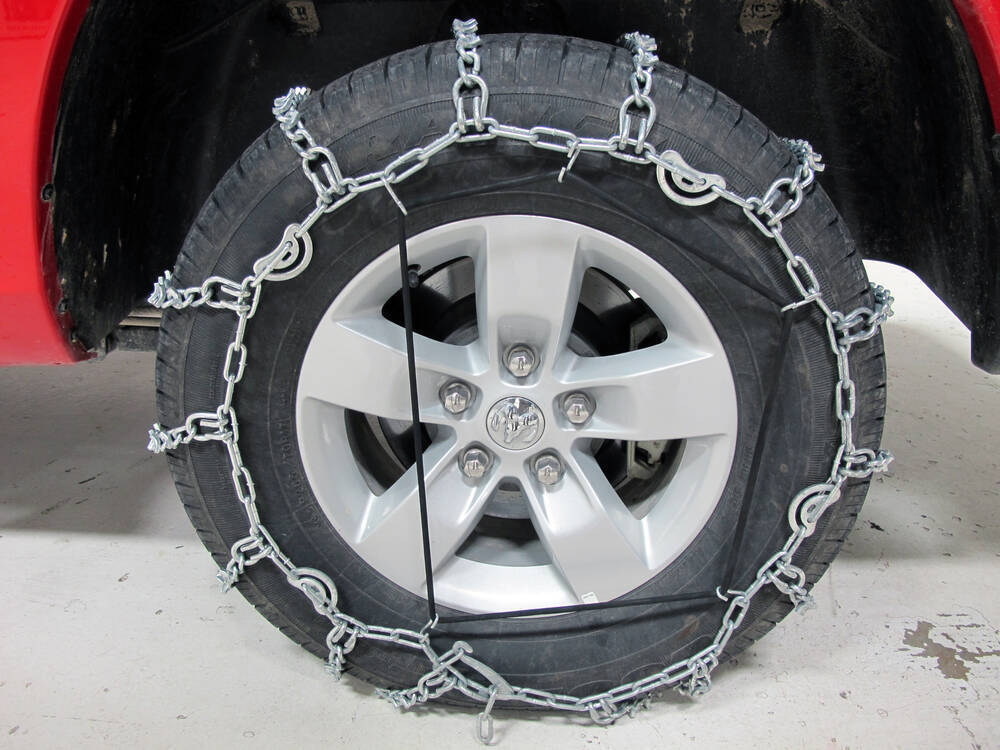 2002 dodge ram pickup tire chains glacier for Twin owls motor lodge