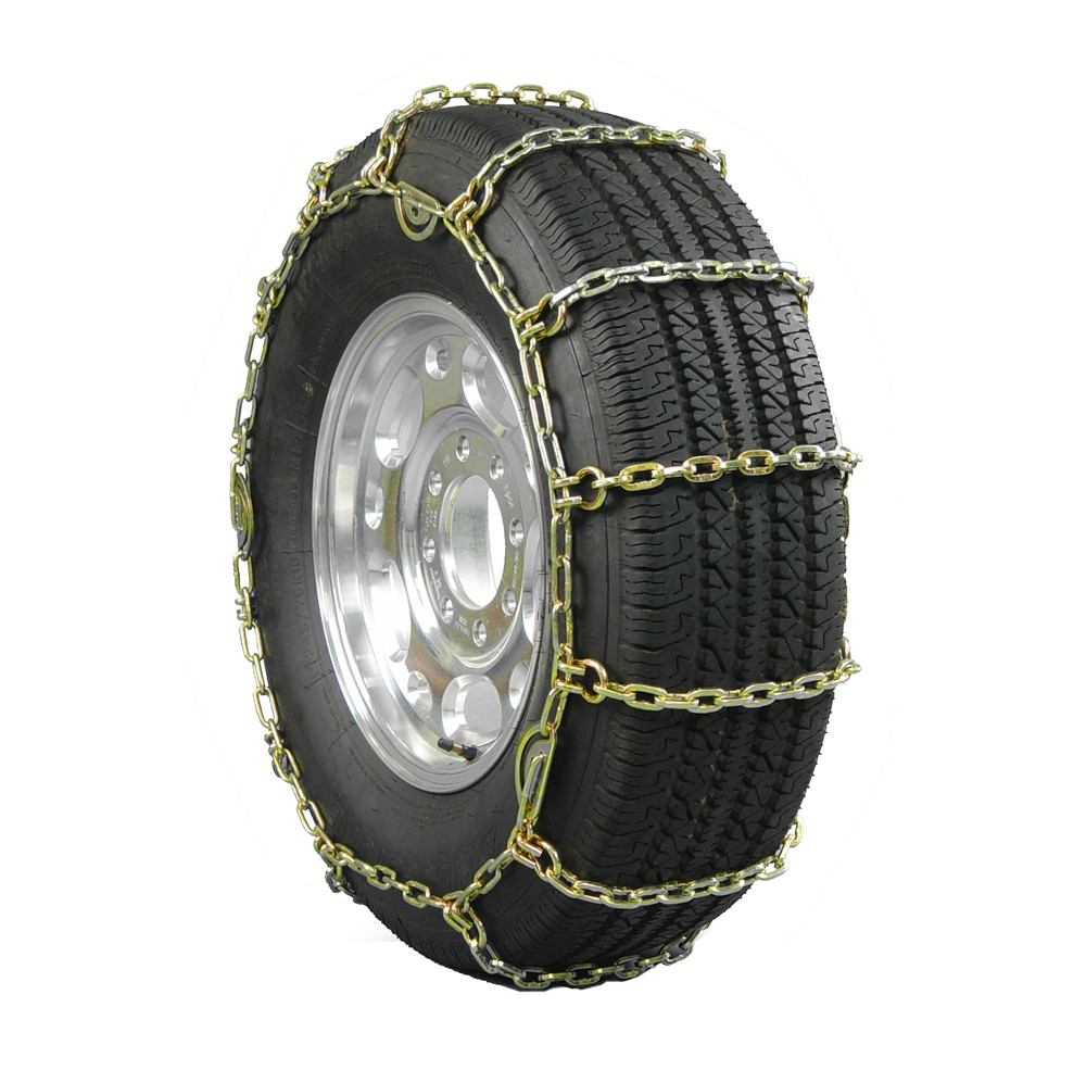 glacier alloy square link snow tire chains with cam tighteners 1 pair glacier tire chains. Black Bedroom Furniture Sets. Home Design Ideas