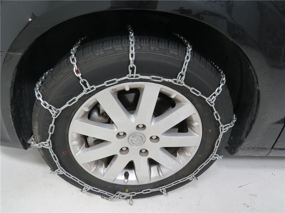 Quality Chain 1122 Passenger Tire Link Chain
