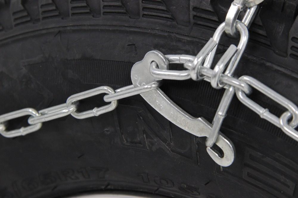 Maserati Ghibli Glacier Alloy Square-Link Snow Tire Chains