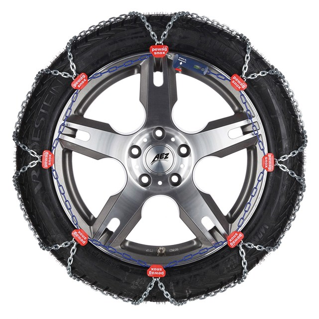 PWSXP530 - On Road Only Pewag Tire Chains