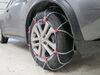 Pewag Tire Chains - PWSXP560 on 2011 Nissan Juke