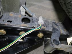 Recommendation For Trailer Wiring Harness On 2014 Nissan Frontier