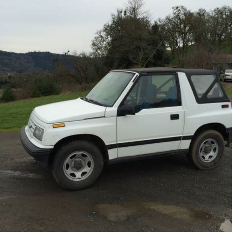 Parts Needed To Flat Tow A 1992 Geo Tracker Behind A Motor