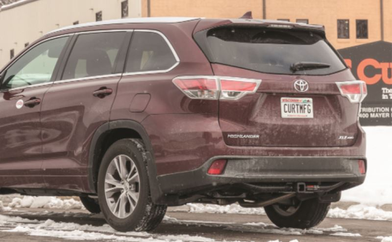 Does 2015 toyota highlander have a tow package autos post