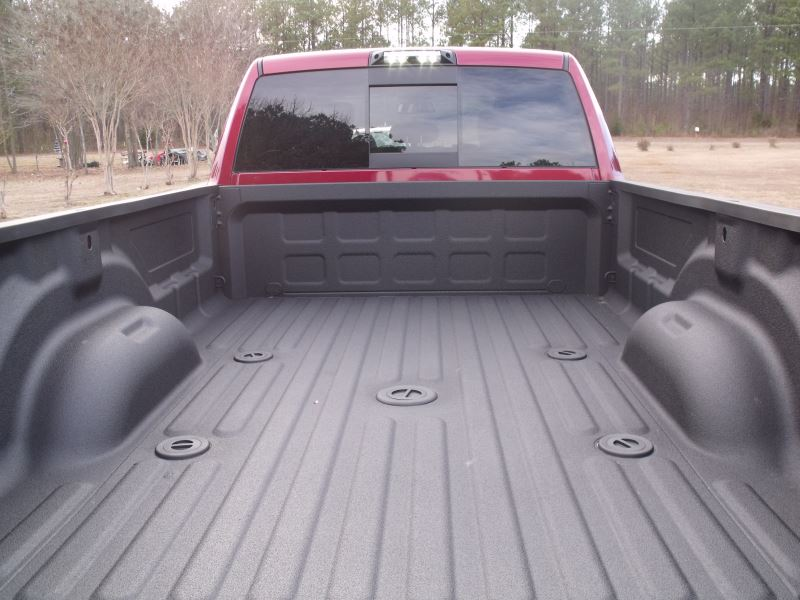 Best Position For B Amp W 5th Wheel Hitch In 2014 Ram 3500