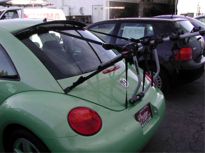 Trunk Mounted Bike Rack Recommendation For A 2002
